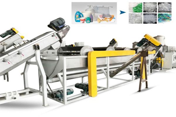 PE-PP-film-recycle-washing-machine-line