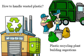 Guides for starting a small recycling plastic process plant