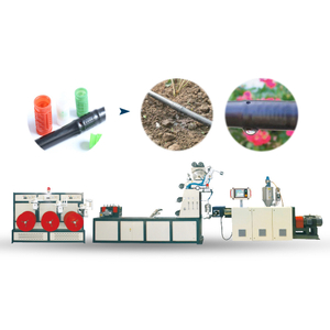 Drip Irrigation Pipe Making Machine