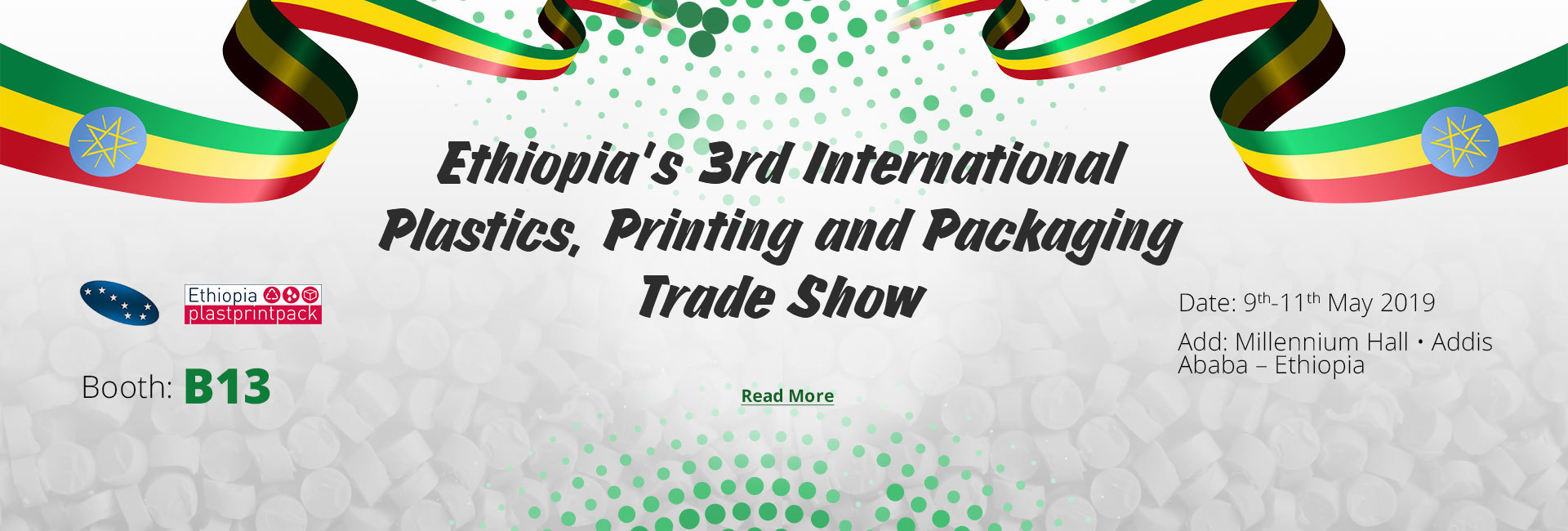 Ethiopia's 3rd International Plastics, Printing and Packaging Trade Show