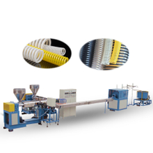 PVC Spiral Flexible Hose Making Machine