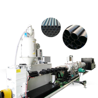 PE PP Pipe Production Line